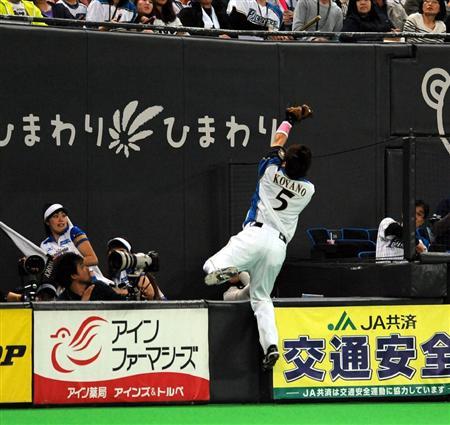20110508小谷野選手