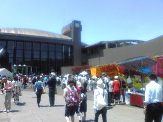 20110515中原街道時代祭り ミュージアム前
