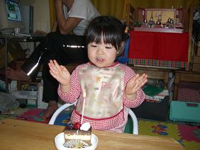 ひなまつり2007(ケーキ)