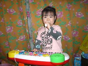 ハハ誕生日2007(うた)