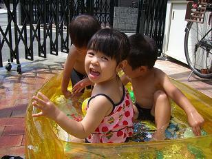 広島・2007夏(水遊び3)