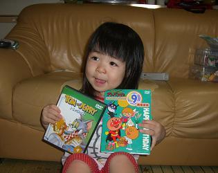 3歳の誕生日(プレゼント2)