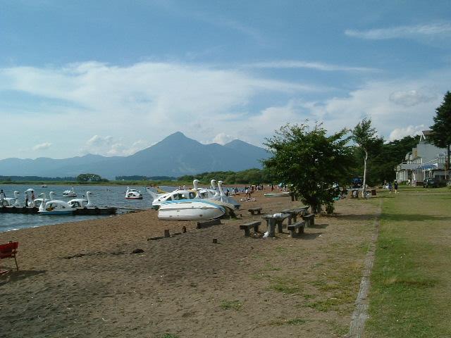 福島 猪苗代湖