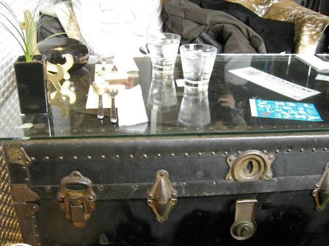 宝箱テーブル