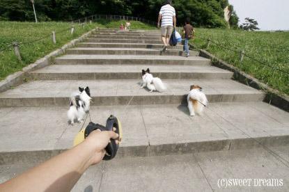 歩こー♪歩こー♪