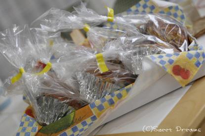 チョコマーブルパン(*'▽'*)♪