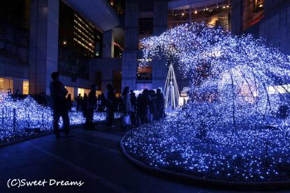 カレッタ汐留 ~CARETTA Ocean Christmas~