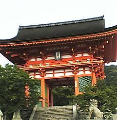清水寺入り口w
