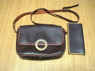 セリーヌのバッグ&財布