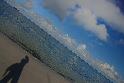 わたしと海