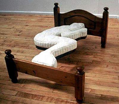 寝る所だけ狭い?