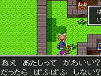 アムロの声のドラクエラジオにゲーム画像をつけてみた その2
