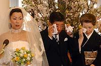 西川かの子 結婚