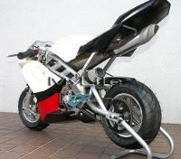ポケットバイク:エンジン