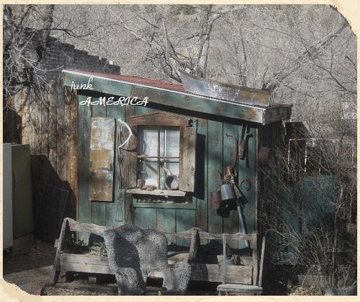 Madrid小屋1
