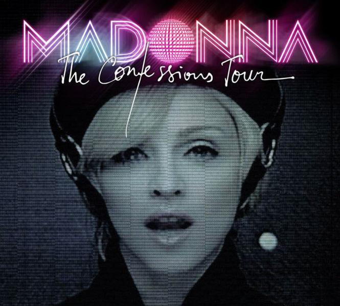 Madonna 「Confessions Tour」