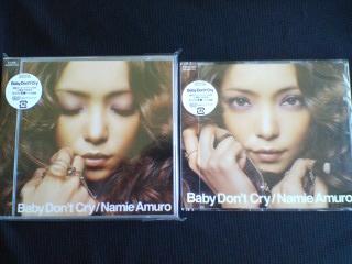 安室奈美恵 「Baby Don't Cry」