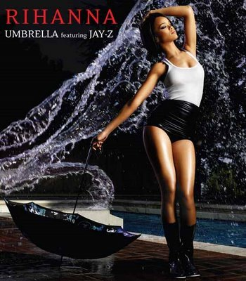 Rihanna 「Umbrella feat. Jay-Z」