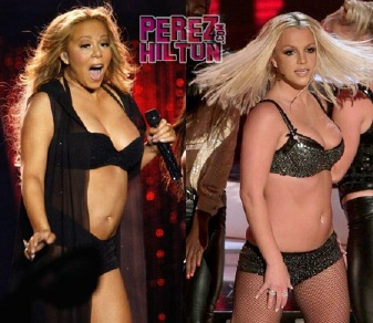Mariah & Britney
