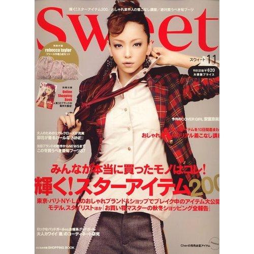 Sweet (2007年11月号)