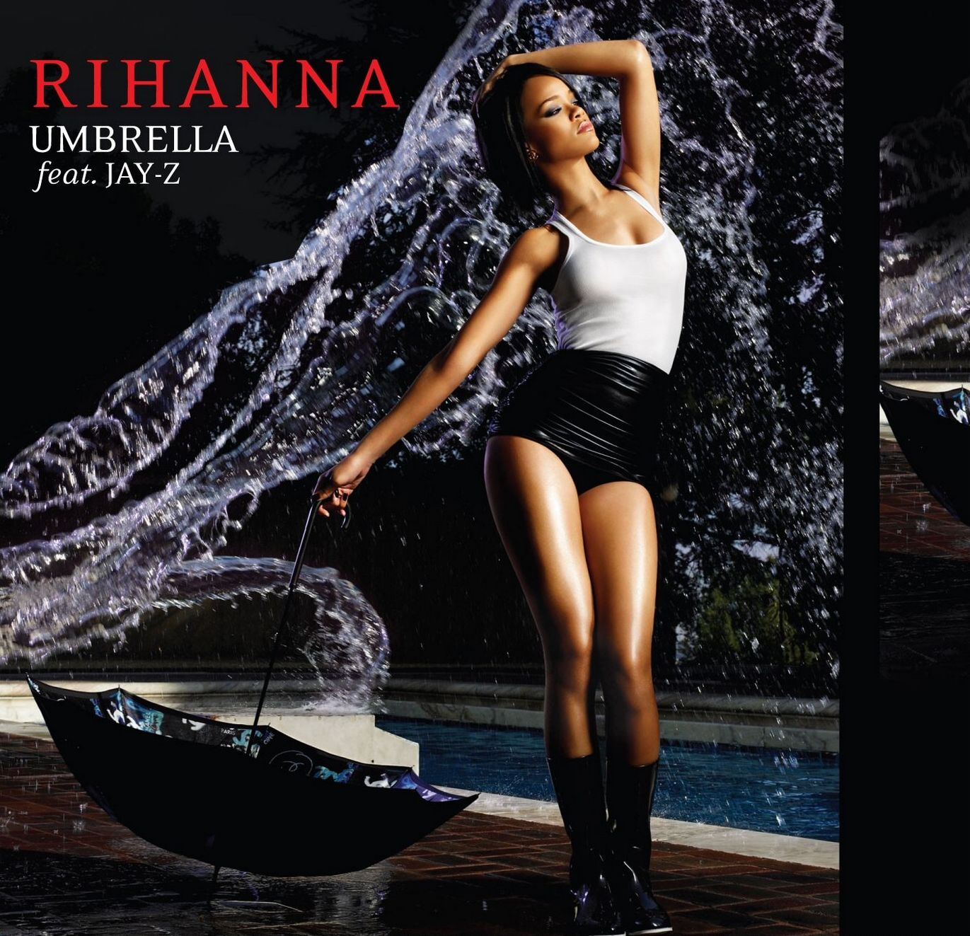 Rihanna 「Umbrella」