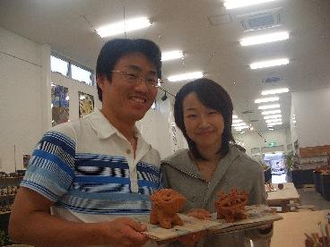 琉球窯 シーサー