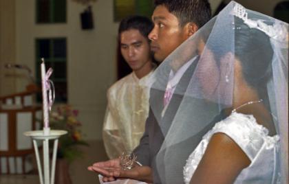 puerto galera wedding