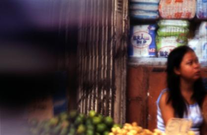 manila on the street
