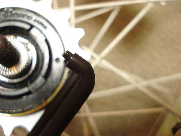 ... 自転車 : SF-MX30フリーホイール