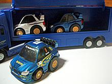 スバルトランスポーターセット