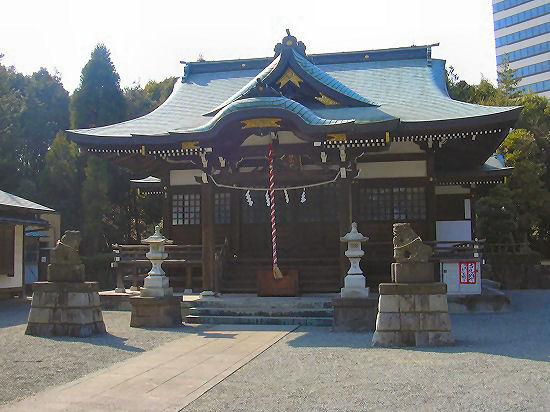 龍宮神社 モデル