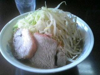 らーめん陸_ラーメン陸_麺