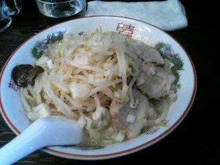 ぽっぽっ屋湯島店_麺