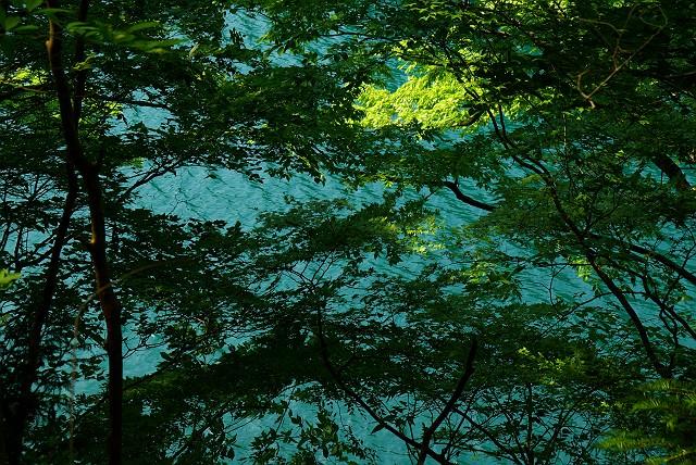 寸又峡の風景 3