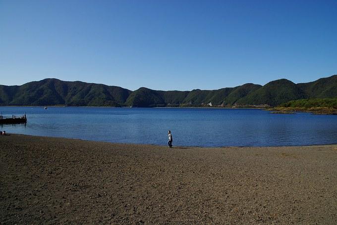 本栖湖 秋
