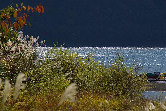 本栖湖、忍野村散策