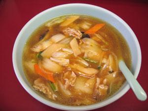 中華寿楽広東麺