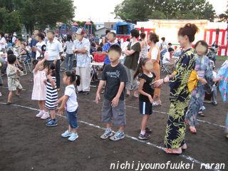 子供盆踊り