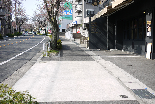 Jota takahashicoffee駐車場02