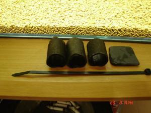 竹炭ハウス1