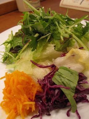 もりもり美味しいサラダ(≧▽≦)♪