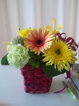 0527入院お花