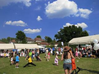 St mary school fair