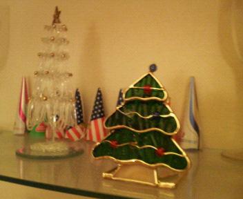 ディズニーランドで買ったクリスマスツリー