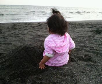 お砂って楽しいね~