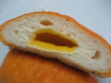 パイナップルメロンパン切り口
