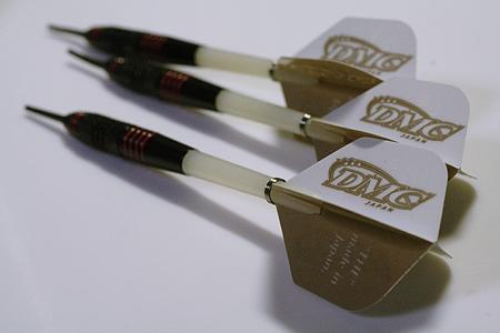 My darts mkII 2