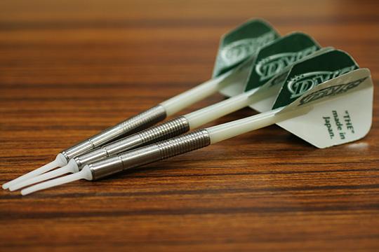 My darts Mk IV