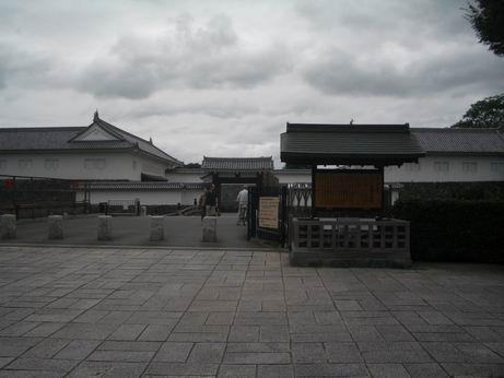 山形城東門