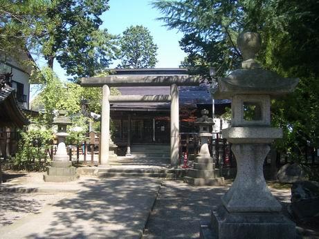 松の岬神社